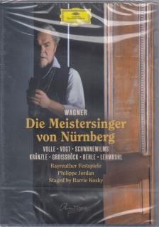 Wagner - DIE MEISTERSINGER VON NÜRNBERG DVD PHILIPPE JORDAN