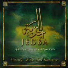 ABEL DAMOUSSI - JEDBA CD SPIRITUAL MUSIC FROM MOROCCO
