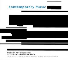 MODERN ART ORCHESTRA - CONTEMPORARY MUSIC CD MODERN ART ORCHESTRA