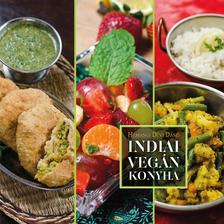 Hémangi Dévi Dászi - Indiai vegán konyha