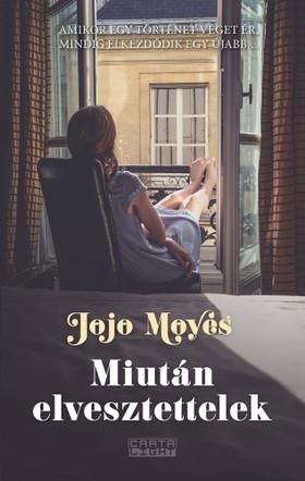 Jojo Moyes - Miután elvesztettelek [eKönyv: epub, mobi]