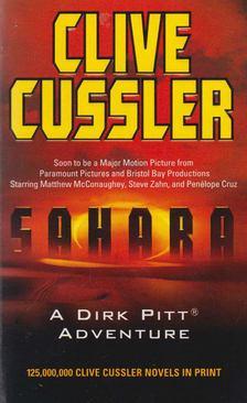 Clive Cussler - Sahara [antikvár]