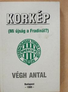 Végh Antal - Korkép [antikvár]