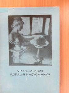 Harmath István - Veszprém megye irodalmi hagyományai [antikvár]
