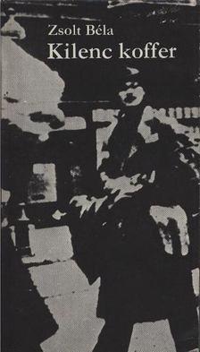 ZSOLT BÉLA - Kilenc koffer [antikvár]