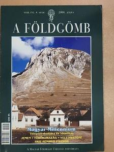 Balatoni György - A Földgömb 2000. július [antikvár]