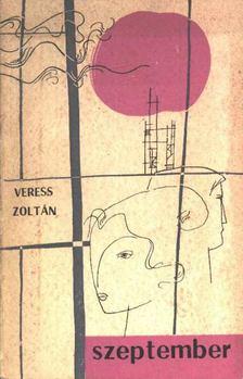 Veres Zoltán - Szeptember [antikvár]