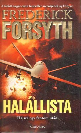 Frederick Forsyth - Halállista [antikvár]