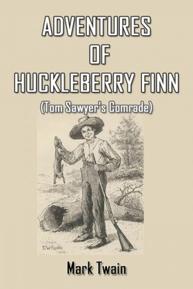 Mark Twain - Adventures of Huckleberry Finn [eKönyv: epub, mobi]