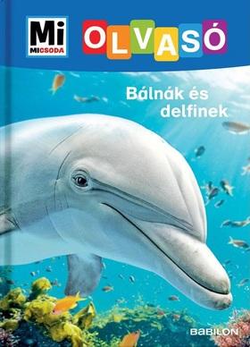 Christina Braun - Mi MICSODA Olvasó - Bálnák és delfinek
