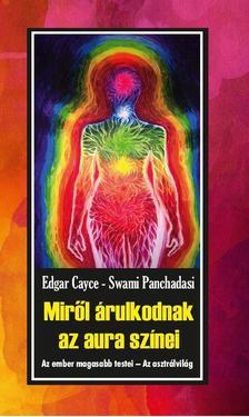 Edgar Cayce - Swami Panchadasi - Miről árulkodnak az aura színei - Az ember magasabb testei - Az asztrálvilág