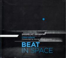 MODERN ART ORCHESTRA - PLAYS THE MUSIC OF CSETE GÁBOR CD MODERN ART ORCHESTRA