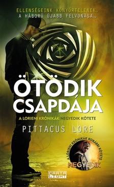 Pittacus Lore - Ötödik csapdája [eKönyv: epub, mobi]
