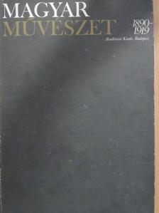 Beke László - Magyar művészet 1890-1919 II. (töredék) [antikvár]