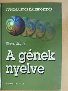 Steve Jones - A gének nyelve [antikvár]