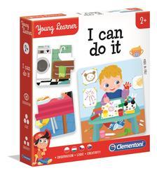 Clementoni - I CAN DO IT -  Meg tudom csinálni oktatójáték