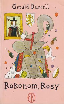 Gerald Durrell - Rokonom, Rosy [antikvár]