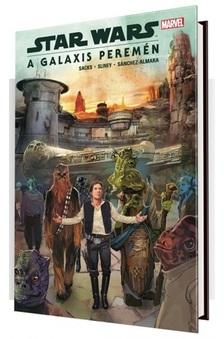 Ethan Sacks-Will Sliney-Dono Sánchez-Almara - Star Wars: A galaxis peremén