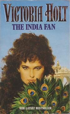 Victoria Holt - The India Fan [antikvár]