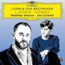 LUDWIG VAN BEETHOVEN - Beethoven: Dalok - CD
