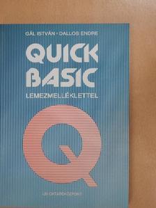 Dallos Endre - Quick Basic [antikvár]