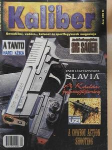 Hegyi István - Kaliber 1999. február [antikvár]