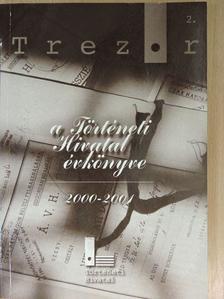 Baczoni Gábor - A Történeti Hivatal évkönyve 2000-2001 [antikvár]