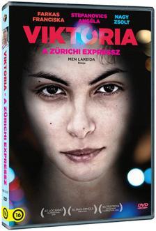 VIKTORIA, A ZÜRICHI EXPRESSZ DVD - MEN LAREIDA FILMJE