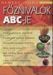Nemere Ilona - Főznivalók ABC-je [antikvár]