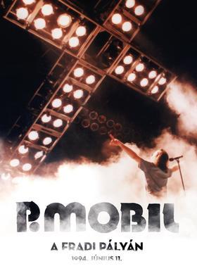 P.MOBIL - P.Mobil a Fradi pályán (DVD)