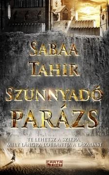Sabaa Tahir - Szunnyadó parázs [eKönyv: epub, mobi]