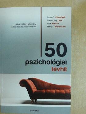 Barry L. Beyerstein - 50 pszichológiai tévhit [antikvár]