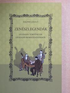Halper László - Zenészlegendák [antikvár]
