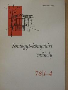 Apró Ferenc - Somogyi-könyvtári műhely 78/1-4 [antikvár]