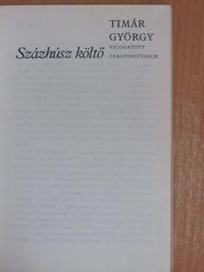 Achille Chavée - Százhúsz költő [antikvár]