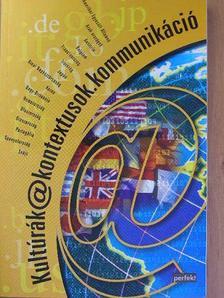 Csörgő Zoltán - Kultúrák@kontextusok.kommunikáció [antikvár]
