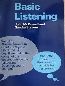 John McDowell - Basic Listening [antikvár]