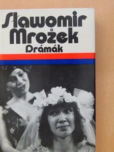 Slawomir Mrozek - Drámák [antikvár]