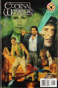 Holcomb, Art, Tropea-Wheatley, Doug - Eternal Warriors Vol. 1. Time and Treachery [antikvár]