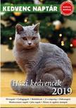 CSOSCH KIADÓ - Kedvenc naptár 2019 - Házi kedvencek