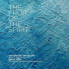 MODERN ART ORCHESTRA - THE FRUIT OF THE SPIRIT CD MODERN ART ORCHESTRA