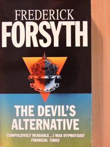 Frederick Forsyth - The Devil's Alternative [antikvár]