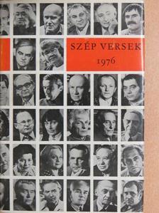 Ágh István - Szép versek 1976 [antikvár]