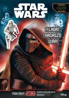 NINCS SZERZŐ - Star Wars - Feladat: ragaszd újra!