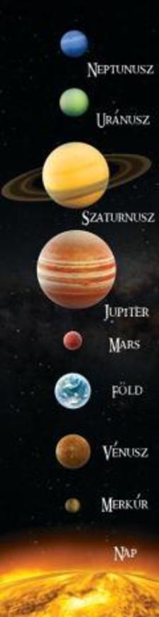 MCP15H - Naprendszer 3D könyvjelző 210 x 55 mm B