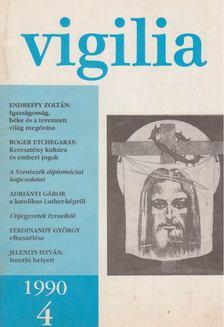 Lukács László - Vigilia 1990/4 [antikvár]