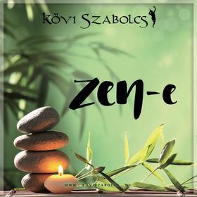 Kövi Szabolcs - ZEN-e meditatív zenei CD
