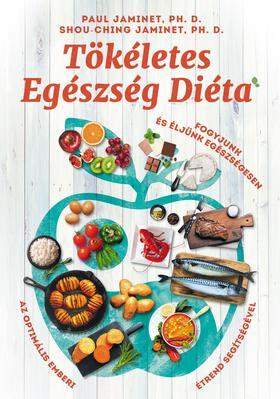 Paul Jaminet, Shou-Ching Jaminet - Tökéletes egészség diéta- új borító