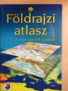 Földrajzi atlasz [antikvár]