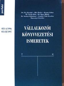 Dr. Fáy Józsefné - Vállalkozói könyvvezetési ismeretek [antikvár]